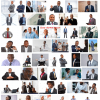 black american businessman screenshot
