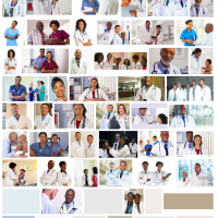 black american doctors screenshot