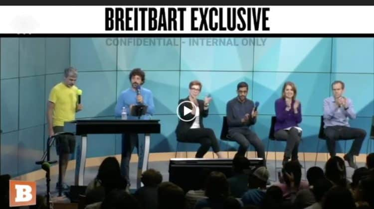 Google Executive Applauding That White Men Need To Be Confronted About White Privilege