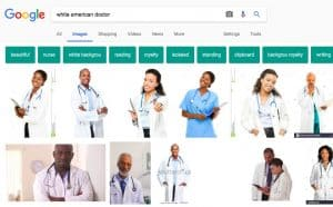 Is Google Racist?