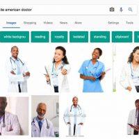 Is Google Racist?